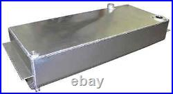 1960-62 Chevy Truck and GMC Truck 19 Gallon Aluminum Fuel Gas Tank Combo Kit
