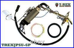 1987-1990 Jeep Comanche MJ gas tank sending unit with F. I. With the fuel pump