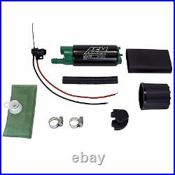 AEM 340lph E100 And M100 Compatible High Flow In Tank Fuel Pump 50-1200