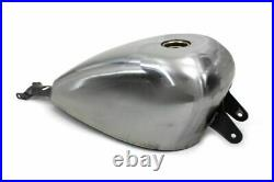 Peanut Replica 2.4 Gallon Gas Fuel Tank EFI Injection Injected Harley Sportster